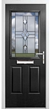 grp composite door - Black diamond range - columbus style