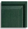 Composite door colour - green