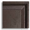 Composite door colour - rosewood