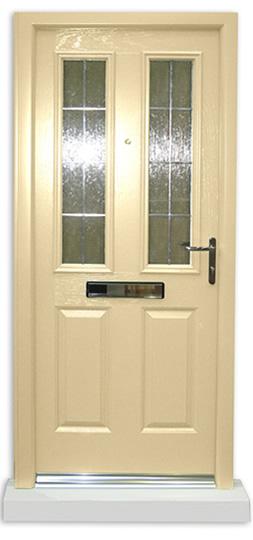 door colour Reseda Green & Discovery Range of GRP Composite doors from Classic Home ...