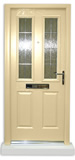 New GRP door colour - Light Ivory
