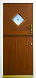 grp composite door - discovery range - fleming glazed style