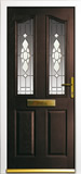 grp composite door - discovery range - shackleton style
