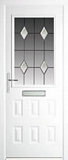 GRP Composite doors - Platinum door range - cook style