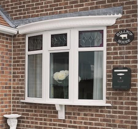 Bow Canopy 2400 Classic Pvc Home Improvements Llanelli