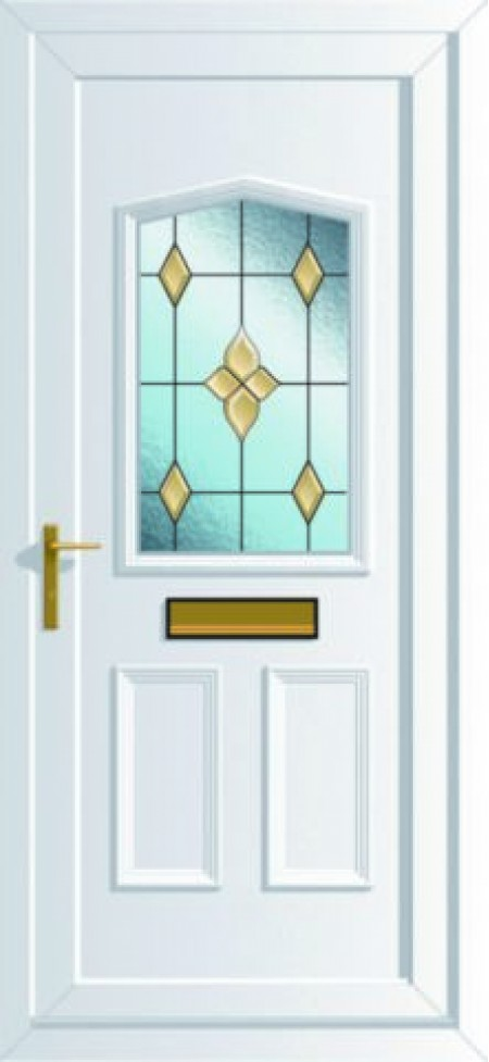 Jacobean 1 Bevel F (Colours) (DB)