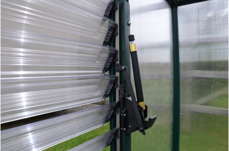 Automatic Louver Opener Arm
