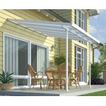 Feria Patio Cover 3000x3050 White