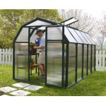 Rion Eco Grow Greenhouse 6x10 Green