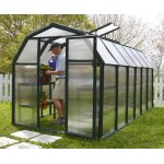 Rion Eco Grow Greenhouse 6x12 Green