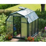 Rion Eco Grow Greenhouse 6x6 Green
