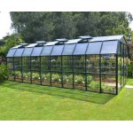 Rion Grand Greenhouse 8x20 Green Clear