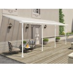 Feria Patio Cover 3000x6100 White