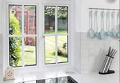 energy efficient windows with  aluminium frames from Classic Llanelli, Swansea, UK