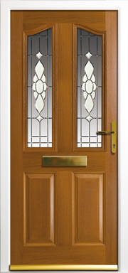 GRP Composite Doors - The discovery door range