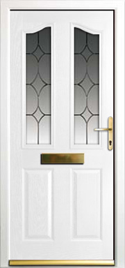 GRP Composite Doors - The Platinum door range