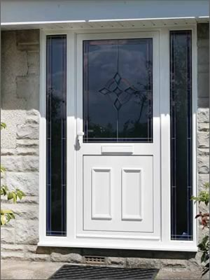 Aluminium Doors - Strong, durable and available in a variety of finishes. Brought to you by Classic UK the complete home improvements solutions provider - based in Llanelli, South Wales, UK