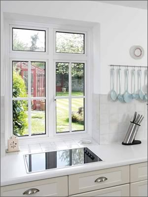 Aluminium Windows - Quality, superior insulations, minimal maintenace an highly durable. Brought to you by Classic UK, for all your home improvements