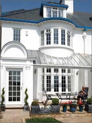 Superior aluminium windows and doors from Classic UK based in Llanelli, South Wales, UK
