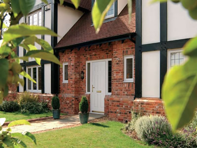 GRP Composite doors - Black diamond, discovery and platinum ranges