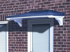 Ilkley over door canopy from Classic UK PVC Home Improvements, Llanelli, Swansea, Wales, UK