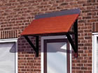 Tamworth over door canopy from Classic UK PVC Home Improvements, Llanelli, Swansea, Wales, UK