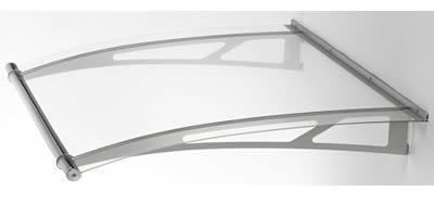 Canopy Glass Door Canopy