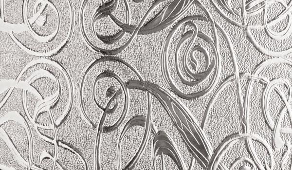 Pilkington tetured glass, Original Everglade design brought to you by